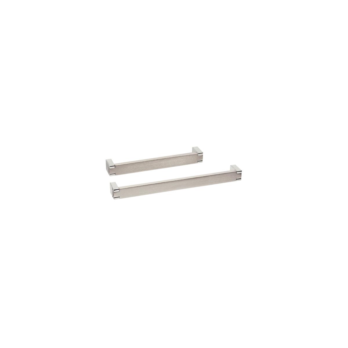 Poignée bicolore
