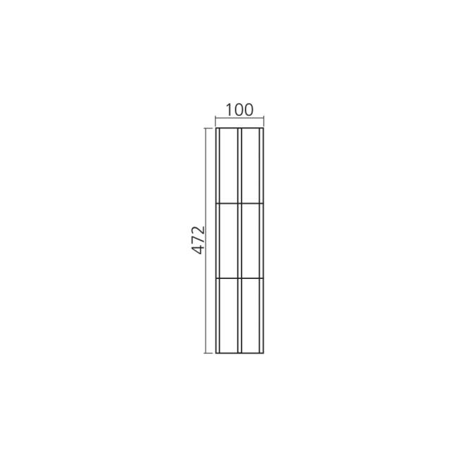 Range épices (hauteur 32mm)