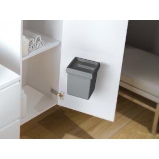 Kit de fixation pour poubelle Onda