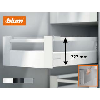 Kit tiroir casserolier à l'anglaise h 227 mm Blum