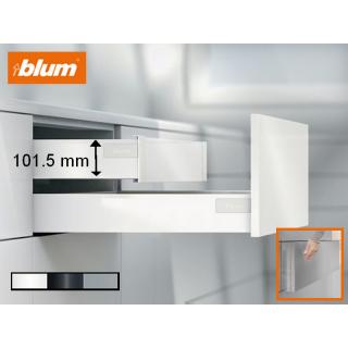 Kit tiroir à l'anglaise hauteur 101,5 mm Blum