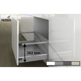 Kit tiroir Casserolier Hettich Hauteur 282mm