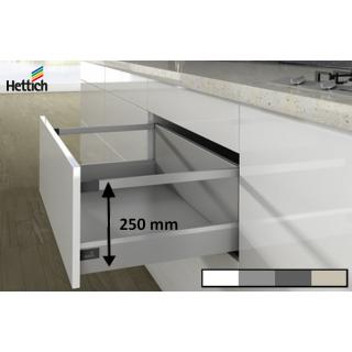 Kit tiroir Casserolier Hettich Hauteur 250mm