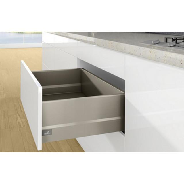 Kit tiroir casserolier Hettich 94 Topside Hauteur 218mm