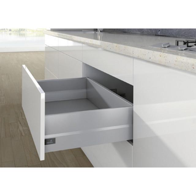 Kit tiroir casserolier Hettich Topside Hauteur 186mm