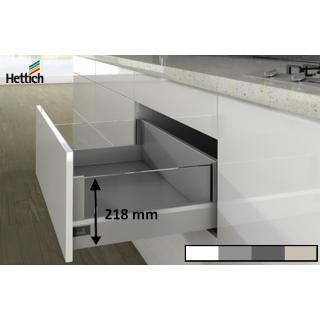 Kit tiroir casserolier Hettich 94 Designside Hauteur 218mm