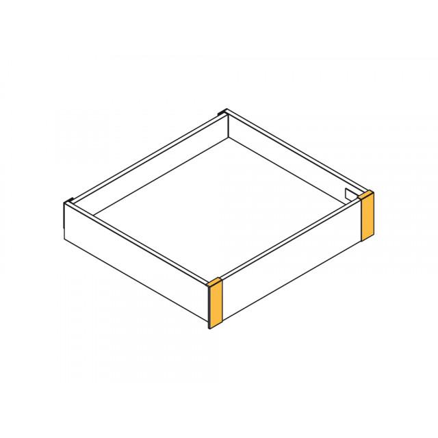 Tiroir concept à l'anglaise hauteur 105mm