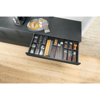 Range couvert design acier BLUM Légrabox