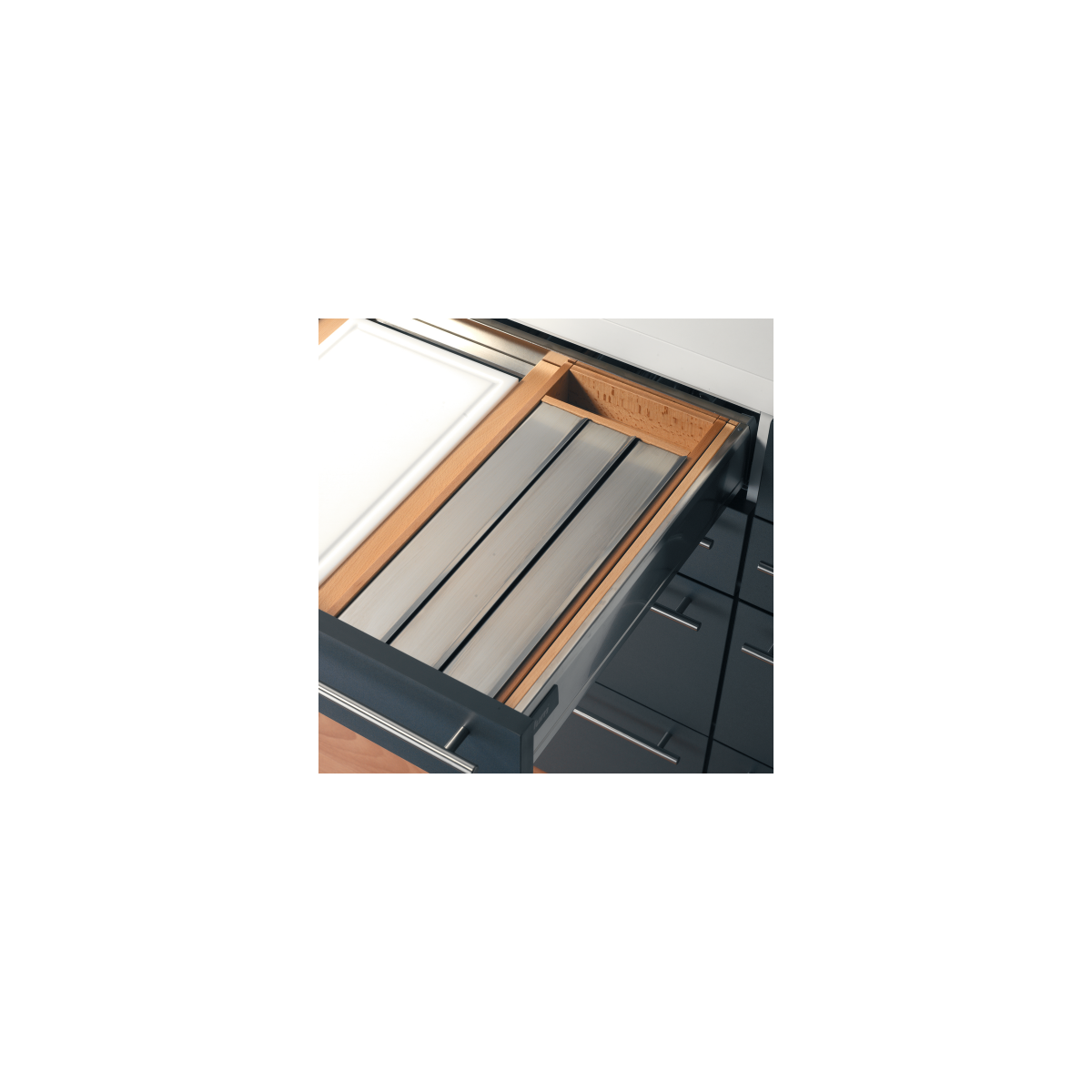 Range rouleaux (hauteur 62mm)