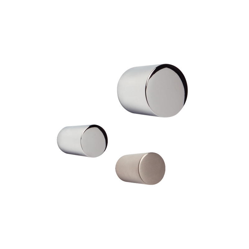 Bouton mini cylindre