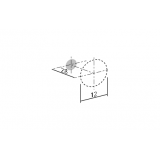 Bouton cylindrique