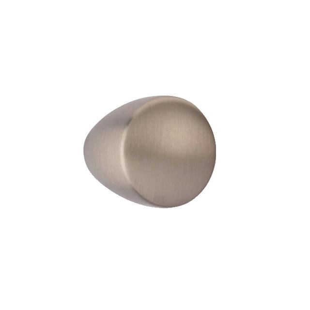 Bouton large conique