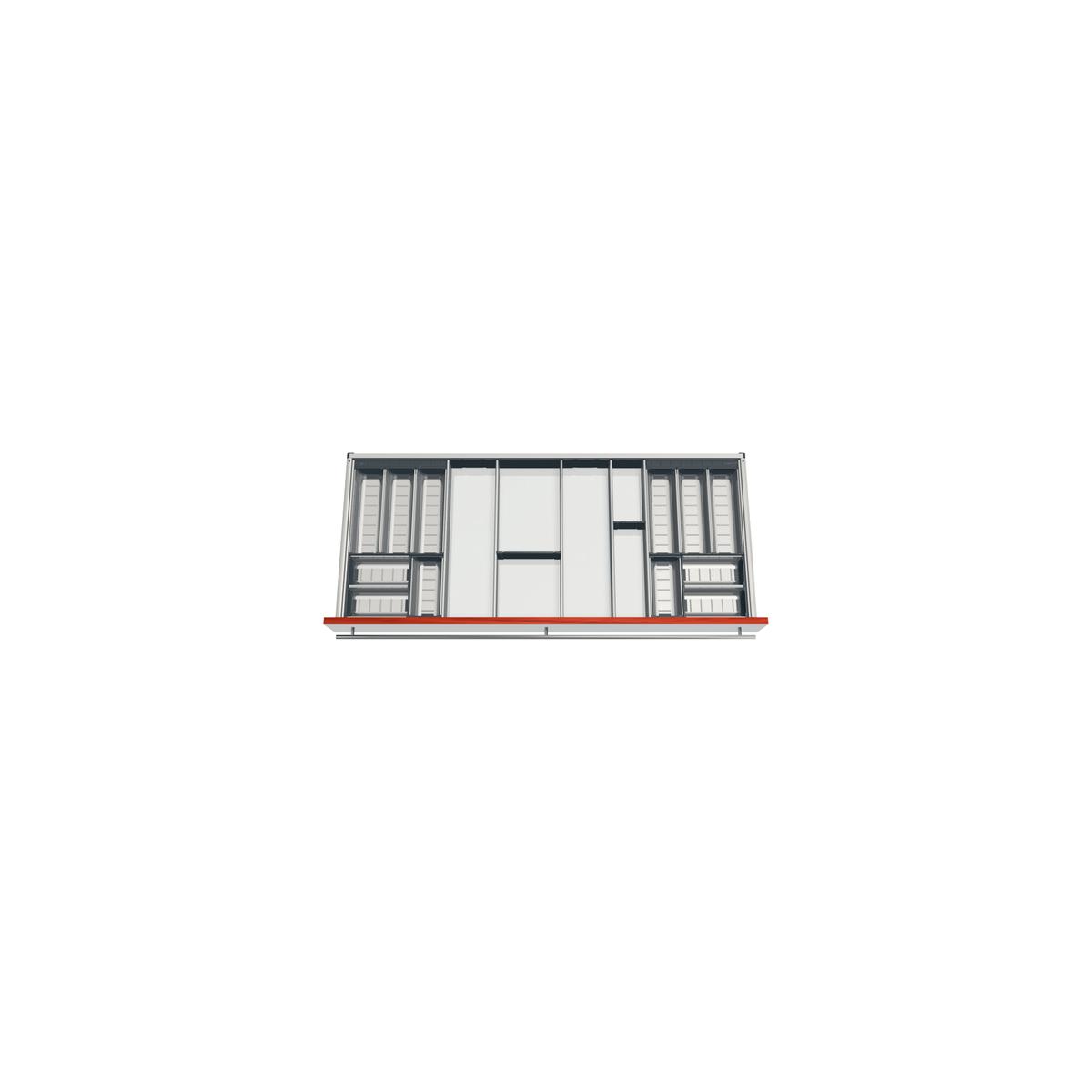 Casier range-couverts 1200mm
